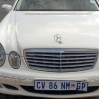 Weekly special:  Mercedes Benz e320 auto for R 59999