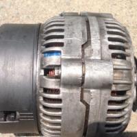 C250D Merc 202 top cylinder head, starter, altanator and spares