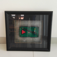 Snooker Wall Frame