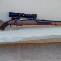 Fullstock  7x57 rifle for sale