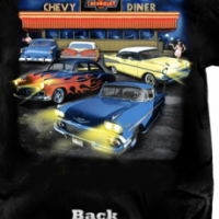 Classic Chevrolet T shirts