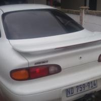 1997 Mazda mx6 auto 2.5 alarm imobilizer tinted windows full house very good runner