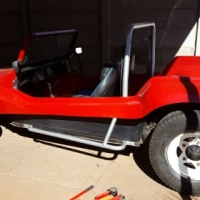 Beach buggy  1.5 single port