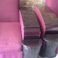 Art Deco chairs, Collector's Item