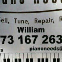 Piano sales and services