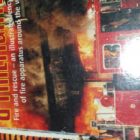 Ultimate book of fire engines