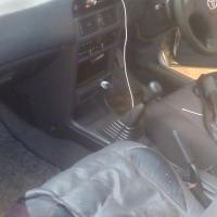 Toyota Tazz 1.3 2005 model