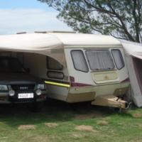 emerald caravan for sale