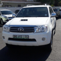 Toyota Fortuner 3.0 D-4D for sale