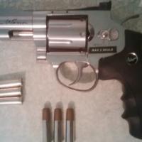 Dan Wesson Gas Revolver to Swop