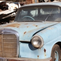 1961/1962 MERCEDES 190