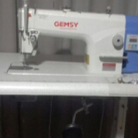 Gemsy industrial sewing machine
