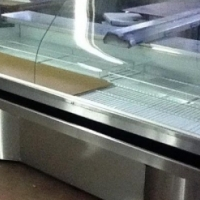 Curved Glass Display Fridges