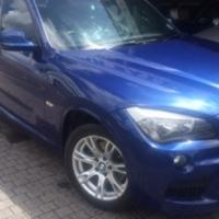 2012 BMW X1 2.0i M-Sport Automatic