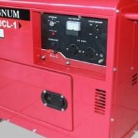 Diesel Generator 6.5 kva Price Includes VAT