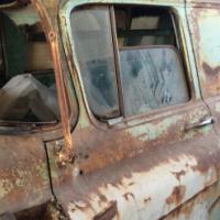 1957 Chrvy Apache Panel Van