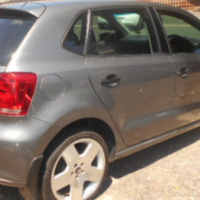 A must sell going overseas VW 2014 polo 1.6 !!