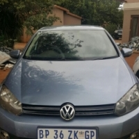 2011 Golf 6 (1.4) Tsi Full house with electric window, a/c, radio, mag wheel, power steering and air