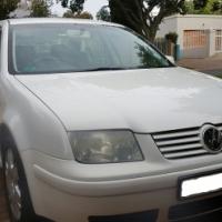 2004 VW Jetta 2.0 petrol auto white