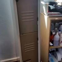 Steel cabinet / Staff Locker