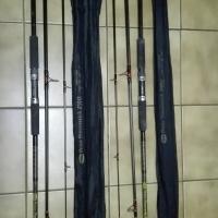 Fishing Rods - 2 x Penn Pro Carp Powersticks