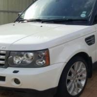 2008 Land Rover Range Rover TDV8