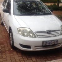 For Sale - Toyota Corolla 140i