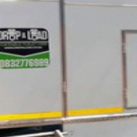 Portable toilet trailer, secutity huts for Rent