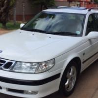 Saab 95 2,3t Wagon A/t