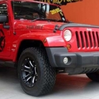 Jeep Wrangler Unlimited 3.8L Sahara