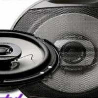 """Pioneer TS-G1643R 6"""" 2way Speakers"""