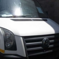 VW Volkswagen Crafter 35 35 MID W/B High Roof Panel V