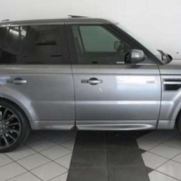 Land Rover Range Rover Supercharged Autobiography Black