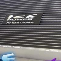 Ice Power Pro Series 1000w 2ch Amplifier