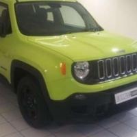 Jeep Renegade 1.6 E Torq Longitude