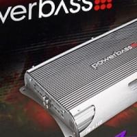 Powerbass 6000W 1 Channel Amplifier