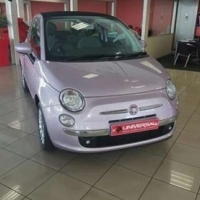 Fiat 500 500C 1.4 Lounge
