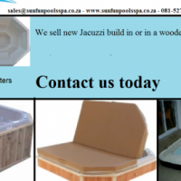Brand New Jacuzzis for your Home or Business