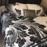 Steel bed set for sale