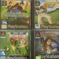 PlayStation 2 Games   (4x)