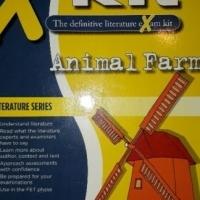 Animal Farm - X-Kit - Literature Series - George Orwell - FET PHASE.