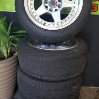 Ford +Toyota mag wheels