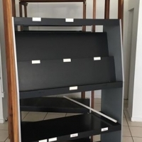Display stands (x4)