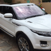 2012 Range Rover Evoque 2.0 Si Greenside, Jhb