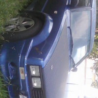 Customised Ford Cortina Bakkie