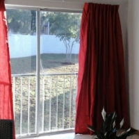1 Bedroom furnished Flat to rent in Modern Complex: