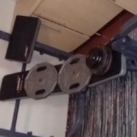 Heavy Duty Armour 500 Bench Press