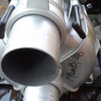 3 inch petrol dirty water pump