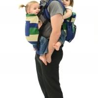 Twingaroo twin baby carrier