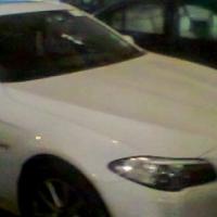 2010 BMW 520D A/T